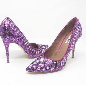 BRAND NEW!! Steve Madden Galaxy Heels